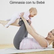 Gimnasia con tu bebé